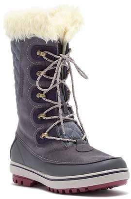 Helly Hansen Garibaldi Waterproof Faux Fur Snow Boot