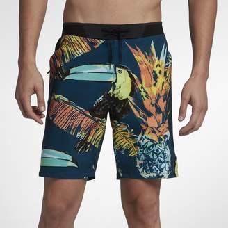 "Hurley Phantom Hyperweave Toucan Men's 18"" Board Shorts"