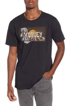 Hurley Premium Horizon Graphic T-Shirt