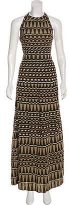Missoni Sleeveless Halter Dress w/ Tags