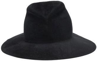 Lola Hats Exclusive to Mytheresa Saddled Up felt hat