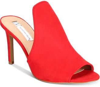 INC International Concepts I.n.c. Women Gisella Mules, Women Shoes