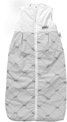 Camilla And Marc Nicolientje Sleeping Bag Cotton with Tencel (Silver Size 110 cm)