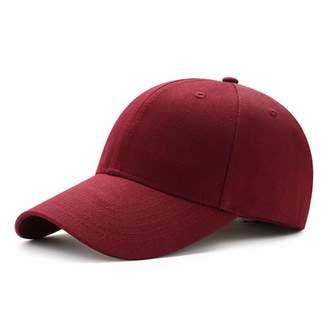 559dd759797 at Amazon Canada · Fairy-Margot Men Women Plain Curved Sun Visor Baseball Cap  Hat Solid Color Fashion Adjustable