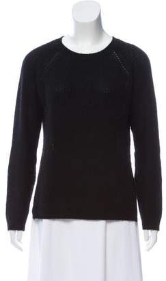 Zadig & Voltaire Cashmere Rib Knit Sweater