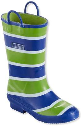 L.L. Bean L.L.Bean Puddle Stompers Rain Boots, Print