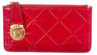 Marc Jacobs Leather Coin Purse