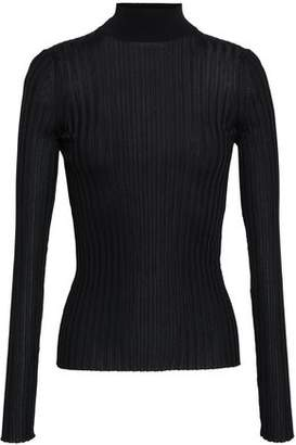 Emilio Pucci Ribbed-knit Turtleneck Sweater