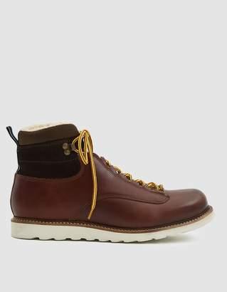 Stb Copenhagen Tenzing Boot in Brown