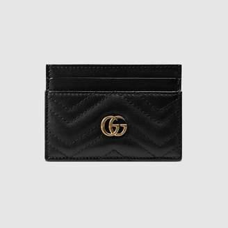Gucci (グッチ) - 〔GGマーモント〕カードケース