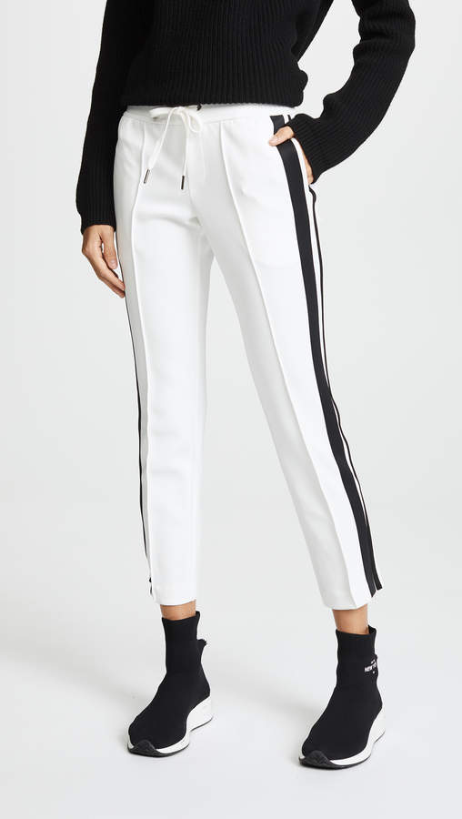 Track Pants with Sport Stripes