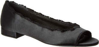French Sole Tart Satin Flat