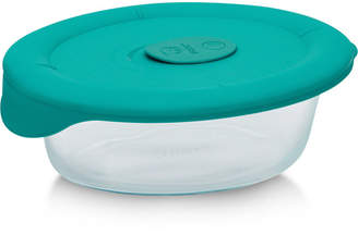 Pyrex Pro 3.67-Cup Oval Dish & Lid