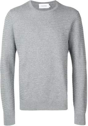 Calvin Klein knit crew neck jumper