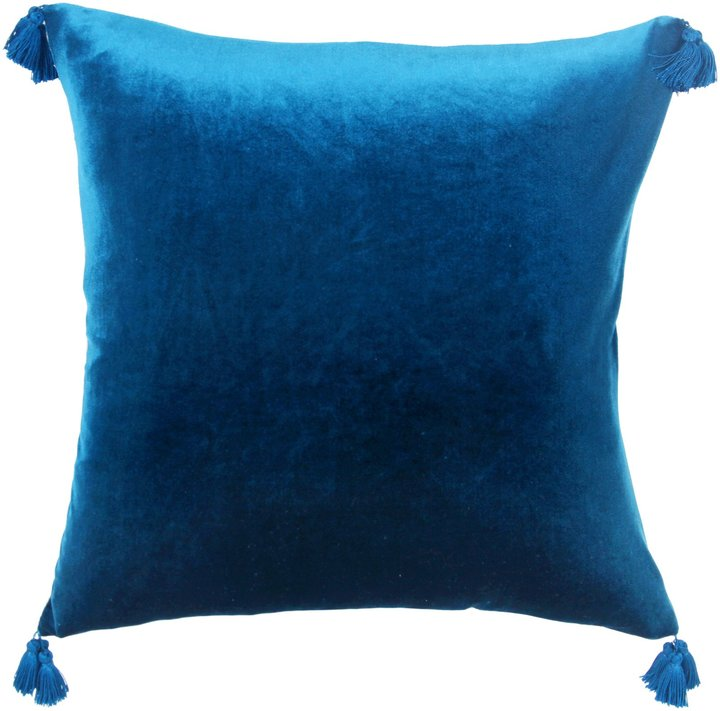 Blissliving Home Addison Sapphire Pillow