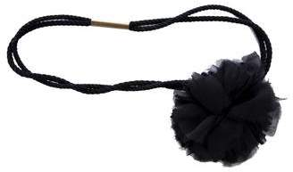 Lanvin Floral Waist Belt