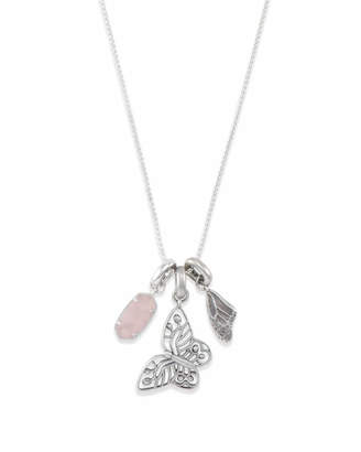 Kendra Scott Metastatic Breast Cancer Necklace Charm