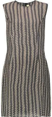 Marni Printed Silk-Blend Dress