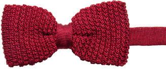 Ryan Seacrest Distinction Men's Knit Pre-Tied Bow Tie, Created for Macy's