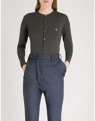 Vivienne Westwood Classic wool cardigan