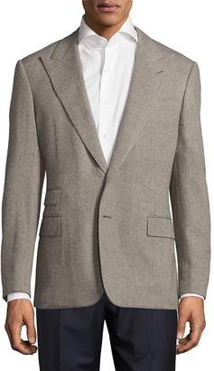Ralph Lauren Men's Russian Twill Wool Jacket