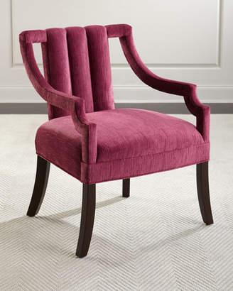 Haute House Tyra Velvet Chair