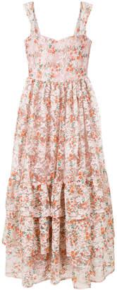 DAY Birger et Mikkelsen Ainea floral print maxi dress