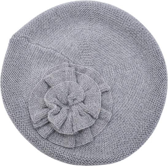 Sonia Rykiel Flower wool hat