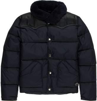 Penfield Rockwool Leather Yoke Down Jacket - Boys'