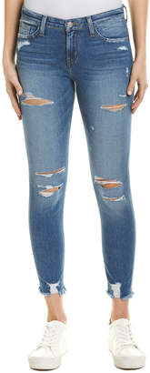 Flying Monkey Blue High-Waist Skinny Leg