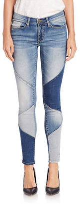 Buffalo David Bitton Five-Pocket Woven Jeans $89 thestylecure.com