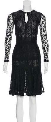 Tom Ford Lace Knee-Length Dress