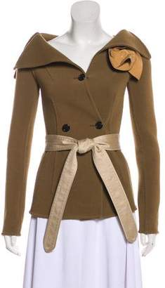 Celine Virgin Wool-Blend Jacket
