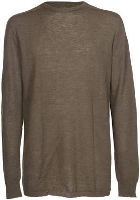 Rick Owens Back Pleat Sweater