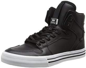 Supra Vaider Skate Shoe White/Black