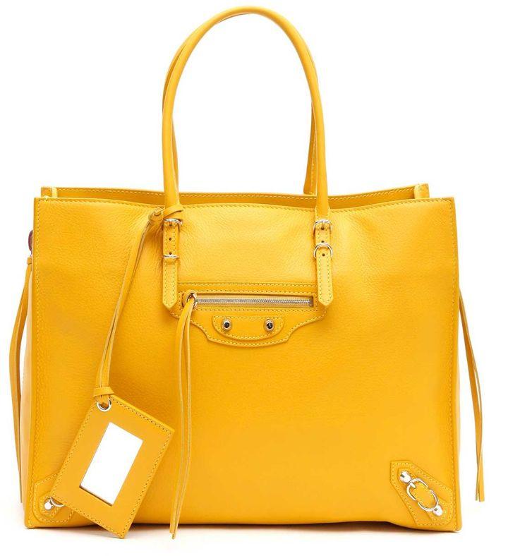 Balenciaga Balenciaga 'papier B4 Zip Around' Handbag