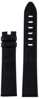 Montblanc 20mm Alligator Watch Strap