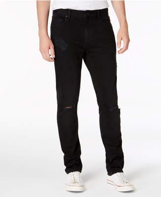 American Rag Men's Slim-Fit Stretch Destroyed Jeans