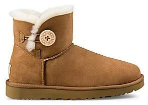 UGG Women's Mini Bailey Button Ankle Boots