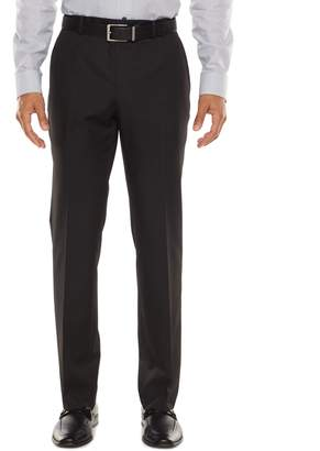 Apt. 9 Men's Extra-Slim Black Suit Pants