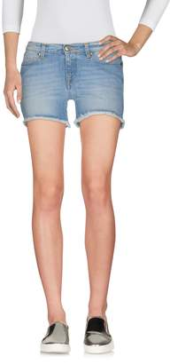 Truenyc. TRUE NYC. Denim shorts