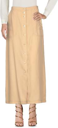 Roccobarocco JEANS Long skirts