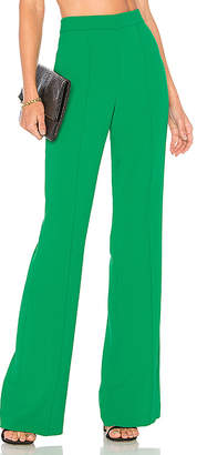 Alice + Olivia Jalisa High Waisted Fitted Pant