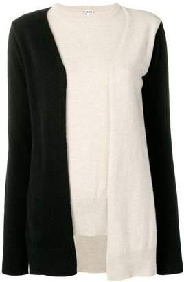 Loewe cashmere shoulder sleeve sweater