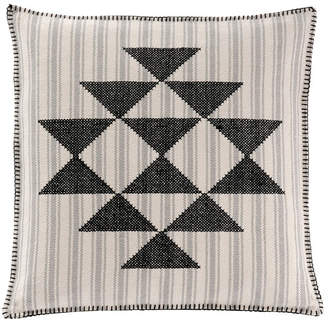 "Pendleton Lyons Cross Stitch 20"" Dec Pillow"