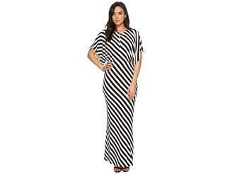 Norma Kamali KAMALIKULTURE by Rectangle Gown Women's Dress