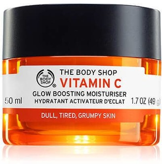 The Body Shop Vitamin C Glow Boosting Moisturizer