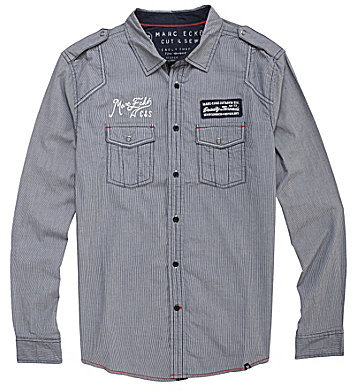 Ecko Unlimited Gas Patch Shirt