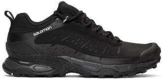 Salomon Black Limited Edition Shelter Low ADV Sneakers