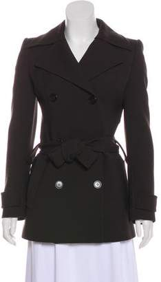 Dolce & Gabbana Lightweight Wool Coat